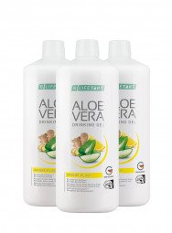 Aloe Vera Drinking Gel Immune Plus 3er