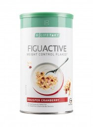 Figu Active Flakes Knusper Cranberry
